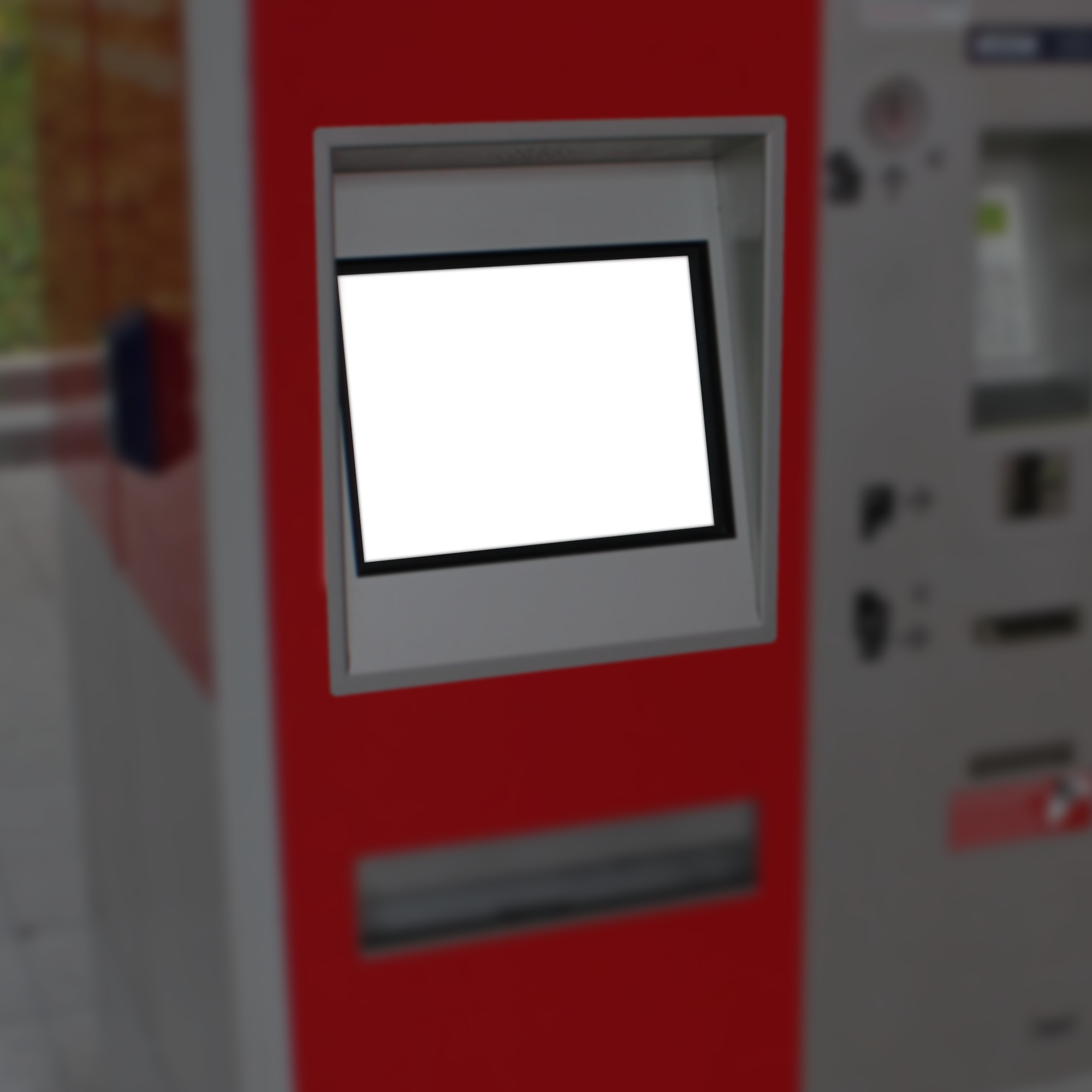 Db Kartenautomat.M A U R E R Interface Design